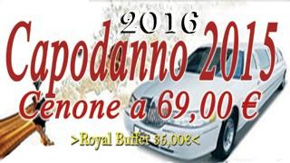 CENONE SERATA GRAN GALA' GIOVEDI' 31 DICEMBRE BALLO DI CAPODANNO 2016 vARESE
